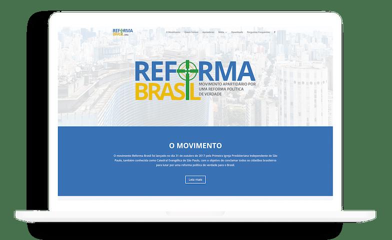 Reforma Brasil | www.reformabrasil.org