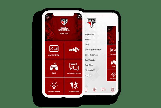 São Paulo FC | https://play.google.com/store/apps/details?id=net.dzigne.saopaulo.kids